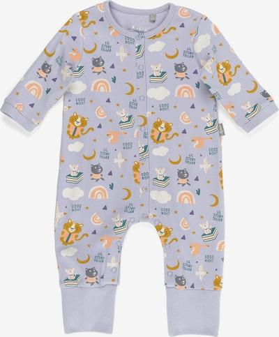 SIGIKID Schlafanzug in lila / mischfarben, Produktansicht