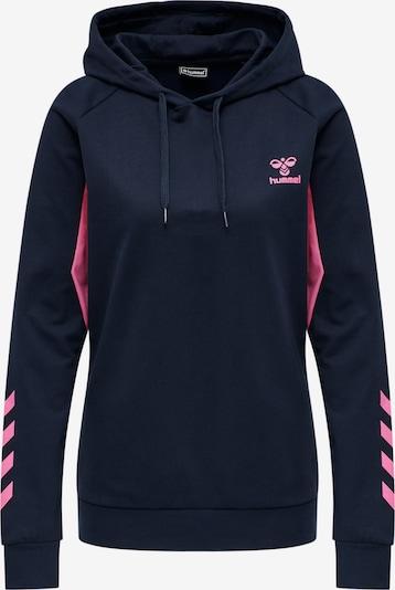 Hummel Sweatshirt in marine / pink, Produktansicht