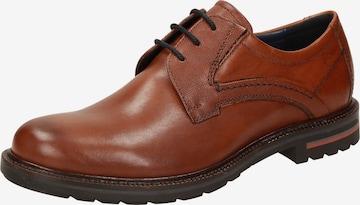 SIOUX Chukka Boots 'Dilip' in Braun