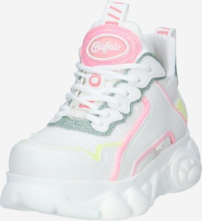 BUFFALO Sneaker in rosa / weiß, Produktansicht