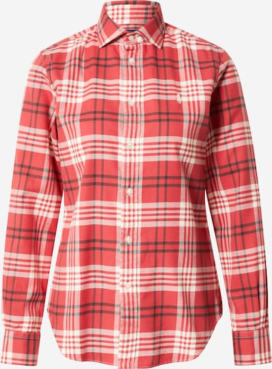 Polo Ralph Lauren Blouse 'GEORGIA' in Red / Black / White, Item view