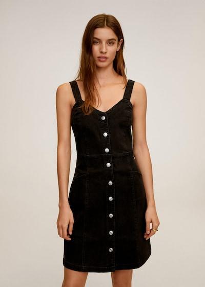 MANGO Šaty - černá, Model/ka