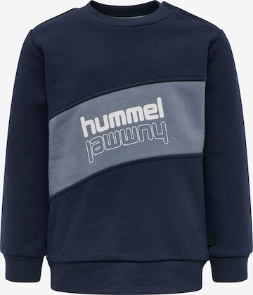 Hummel Sweatshirt in Blau