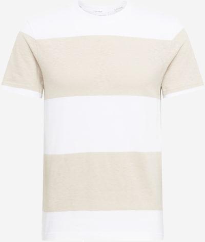 Calvin Klein Koszulka w kolorze szarobeżowy / offwhitem, Podgląd produktu