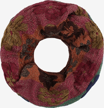 IZIA Loop scarf in Mixed colours