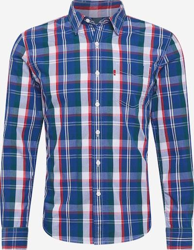 Camicia LEVI'S di colore blu / colori misti, Visualizzazione prodotti