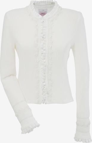 MARJO Blazer in White