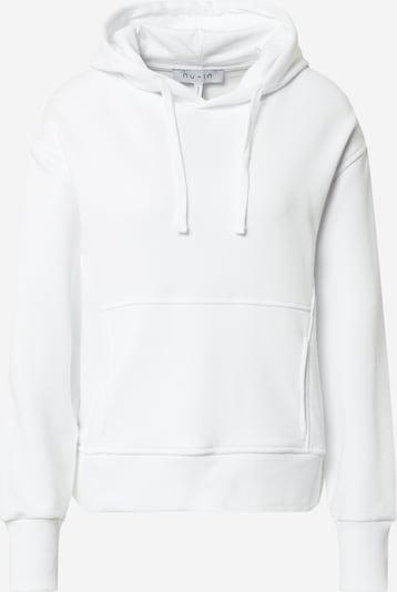NU-IN Sweatshirt i hvid, Produktvisning