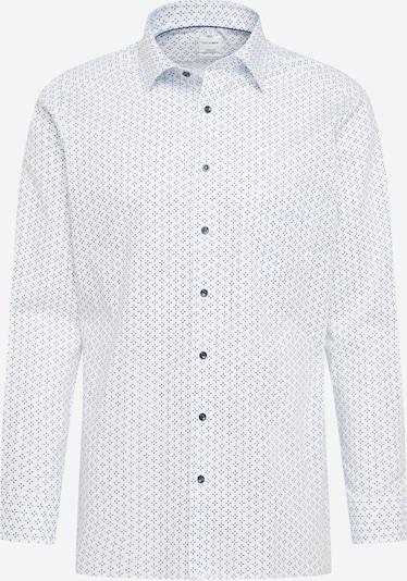 OLYMP Košeľa 'Tendenz' - modrá / biela, Produkt