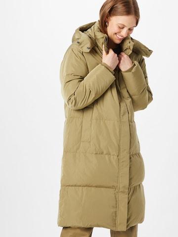 NORR Winter Coat 'New Selma' in Green
