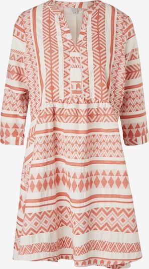 Ci comma casual identity Kleid in rot / weiß, Produktansicht
