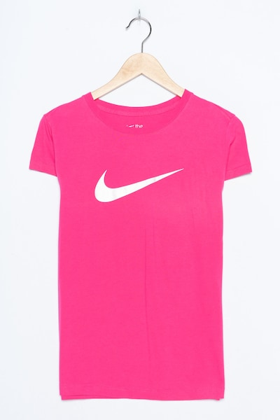 NIKE Sport T-Shirt in M-L in rosa, Produktansicht