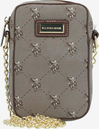 U.S. POLO ASSN. Tasche in braun, Produktansicht