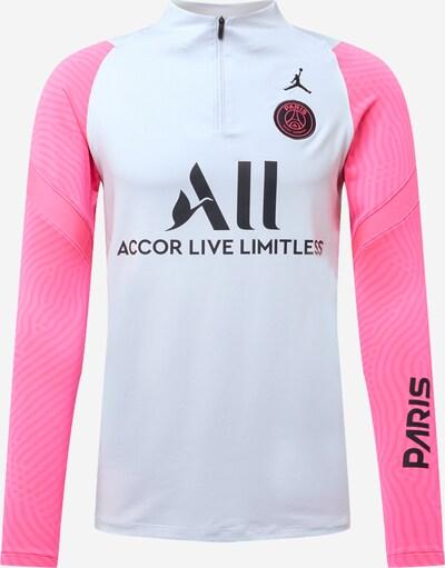 NIKE Bluzka sportowa 'Paris Saint-Germain Strike' w kolorze jasnoróżowy / żurawinowy / czarny / białym, Podgląd produktu