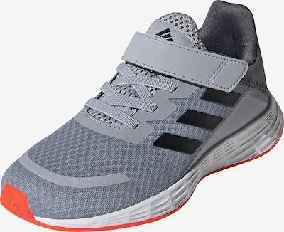ADIDAS PERFORMANCE Sportschuh 'Duramo' in graumeliert / schwarz, Produktansicht