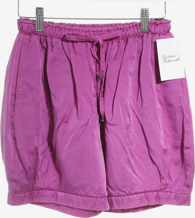 MICHALSKY Shorts in XS in rotviolett, Produktansicht