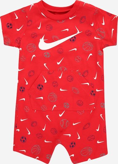 Nike Sportswear Mono en navy / gris / rojo / blanco, Vista del producto
