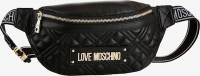 Love Moschino Чанта за кръста в злато / черно, Преглед на продукта