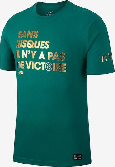 NIKE T-Shirt in smaragd / mischfarben, Produktansicht