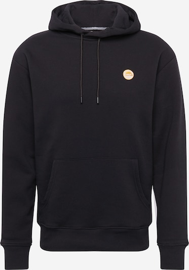 !Solid Sweatshirt 'Pietro' in gelb / schwarz / weiß, Produktansicht