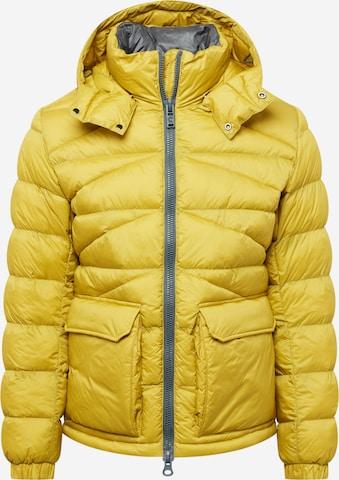 Veste d'hiver Colmar en jaune