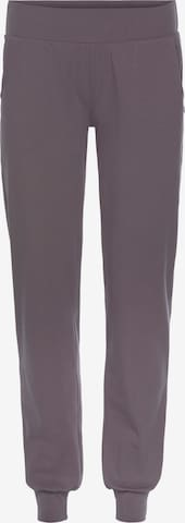 OCEAN SPORTSWEAR Workout Pants in Grey