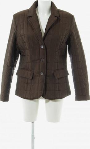 Basic Line Jacket & Coat in L in Brown