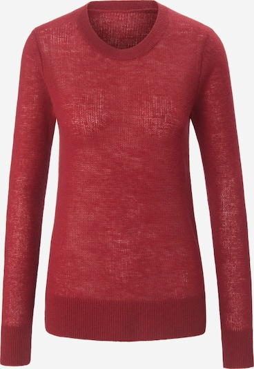 include Pullover Rundhals-Pullover in rot, Produktansicht