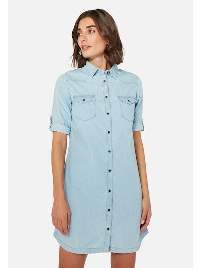 Mavi Kleid ' BREE ' in hellblau, Modelansicht