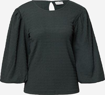 VILA Bluse 'NOMI' in dunkelgrün, Produktansicht