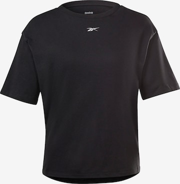 Reebok Sport Functioneel shirt in Zwart