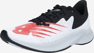 Bėgimo batai iš new balance , spalva - raudona / juoda / balta, Prekių apžvalga