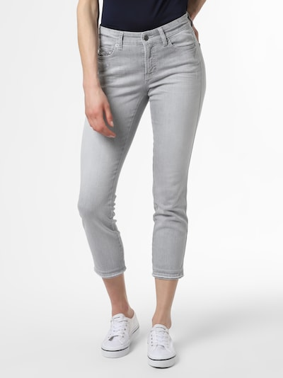 Cambio Jeans 'Paris' in grey denim, Modelansicht