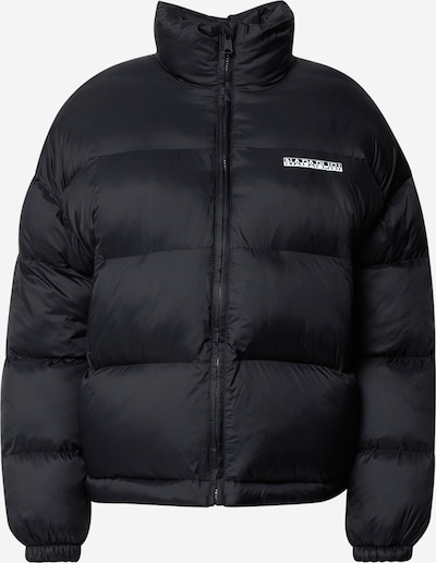 NAPAPIJRI Jacke 'A-Box ' in schwarz, Produktansicht
