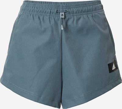 ADIDAS PERFORMANCE Pantalón deportivo 'W Q2SP' en azul, Vista del producto