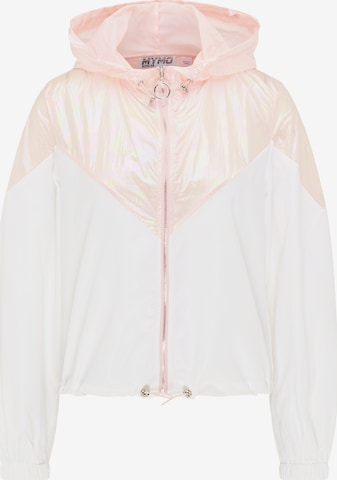 myMo ATHLSR Jacke in Pink