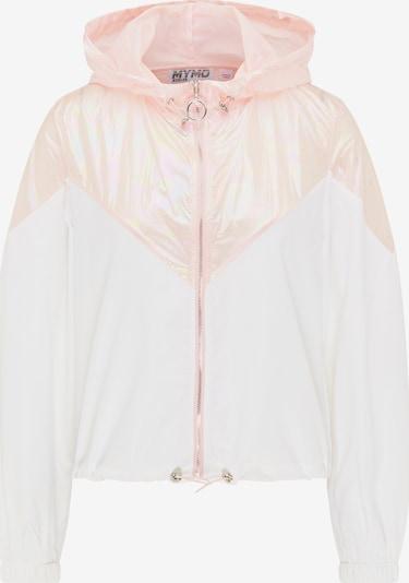 myMo ATHLSR Veste de sport en rose / blanc, Vue avec produit