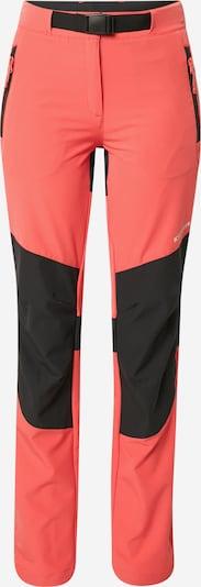 ICEPEAK Sporthose in altrosa / schwarz / weiß, Produktansicht