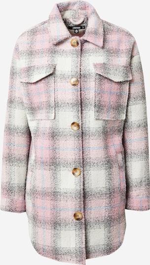 Missguided Jacke in hellblau / pink / weiß, Produktansicht