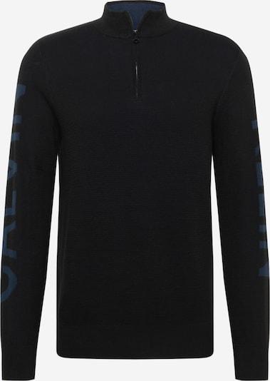 Calvin Klein Sweatshirt in de kleur Blauw / Zwart, Productweergave