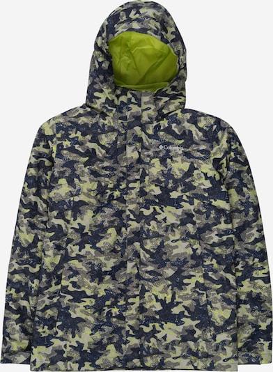 COLUMBIA Sport-Jacke 'Bugaboo' in oliv / mischfarben, Produktansicht