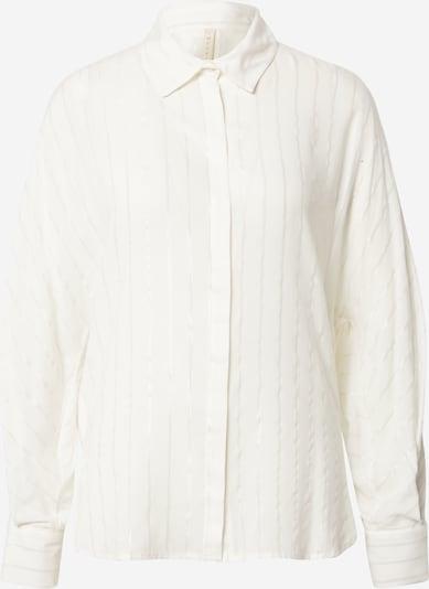 IMPERIAL Bluse in gold / weiß, Produktansicht
