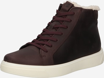 ECCO Trainers 'STREET TRAY K' in Brown