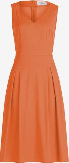 Vera Mont Jurk in de kleur Sinaasappel, Productweergave
