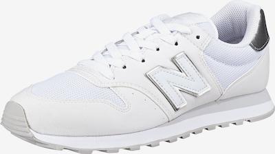 Sneaker low new balance pe crem / argintiu / alb, Vizualizare produs
