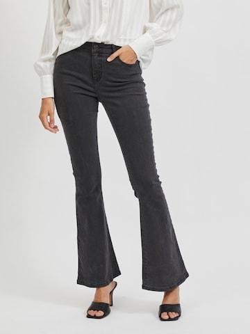 VILA Jeans in Zwart