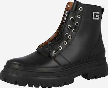 GUESS Schnürboots 'TESERO' in Black