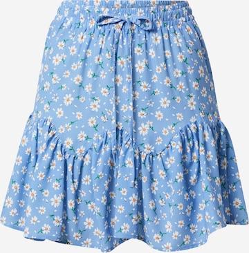 In The Style Kjol 'DAISY' i blå