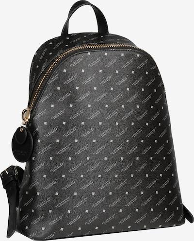 Seidenfelt Manufaktur Karup City Rucksack 35 cm in schwarz, Produktansicht