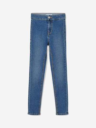 NAME IT Jeans 'Polly' in de kleur Blauw denim: Vooraanzicht